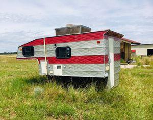 Vintage overhead camper for Sale in Colorado Springs, CO