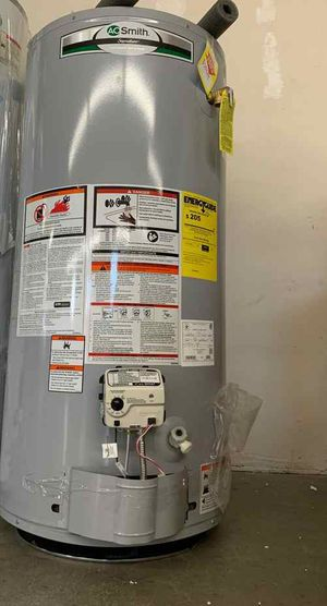 Brand New AO Smith Water Heater 40 Gallons! 3CG for Sale in Dallas, TX