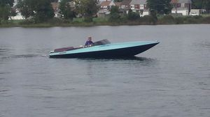 21' Eagle by Seabold-Trade 4 Jetski or Boat Upholstery Work for Sale in Dundalk, MD