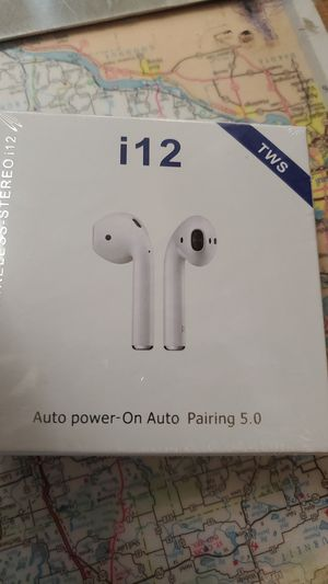 Cell phone Wireless headphones Bluetooth iPhone, Android for Sale in Kenosha, WI