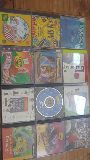 Children's learning software x 12 multi- sublect for Sale in Wildomar, CA