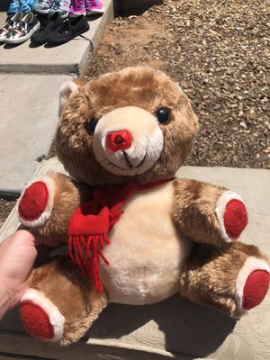 Brown Bear Stuffed Animal for Sale in Tucson, AZ
