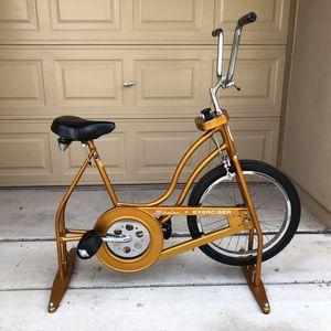 """Old school Schwinn """"Exerciser"""" Stationary Bike for Sale in Gilbert, AZ"""