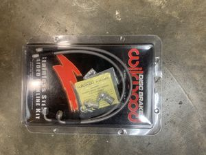Wilwood rear stainless steel brake lines for Sale in Tampa, FL