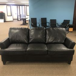 Dark Brown Sofa - Must be sold by Sat by 4pm for Sale in Newport Beach,  CA