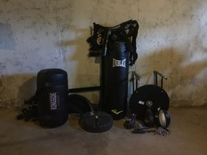 Complete Boxing Training Kit for Sale in Bristol, CT