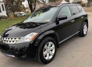 2006 Nissan Murano for Sale in Rahway, NJ