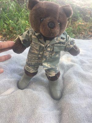 Air Force teddy bear for Sale in Long Beach, MS