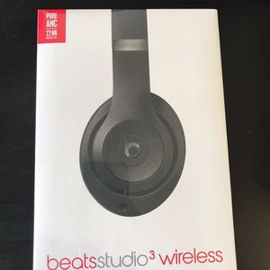 Beats Studio 3 Wireless FIRM PRICE for Sale in Niles, IL