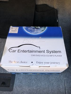 Double Din Multimedia Car Stereo System for VW/Seat/Skoda for Sale in Lawrence Township, NJ