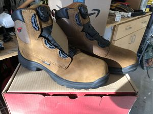 Red Wing Flexbond boots, Brand new size 10.5 for Sale in Oakley, CA