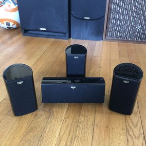Klipsch HD Theater 500 surround speakers for Sale in Portland, OR