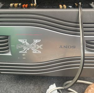 Amp with subwoofer for Sale in Washington, DC