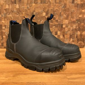 Men's Black Blundstone Work Boots - Size 10 for Sale in Loma Linda, CA