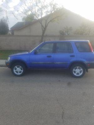 2000 Honda CRV 4cilindros for Sale in Kingsburg, CA