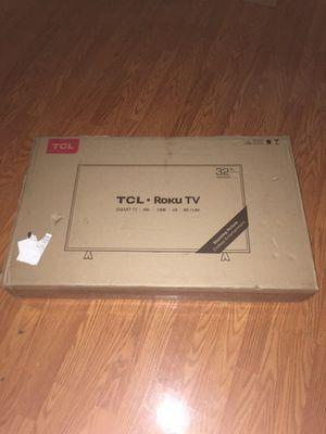 TV 32 inch TCL Roky for Sale in Philadelphia, PA
