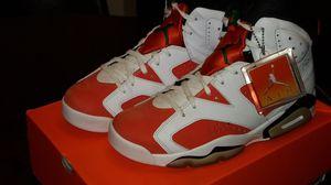 Jordan retro 6 Gatorade 6's in box for Sale in Moore, OK