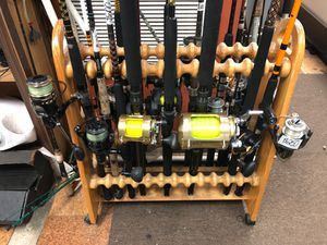FISHING POLES for Sale in Patchogue, NY