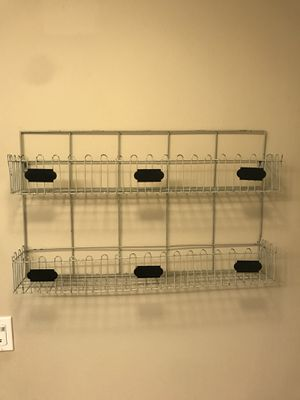 Wire Shelving Unit for Sale in Seattle, WA