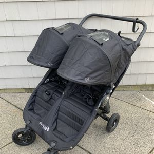 baby jogger city mini gt double stroller for Sale in Winchester, MA