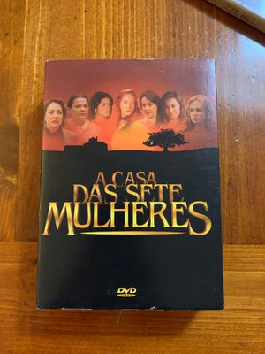 A Casa Das Sete Mulheres 5-DVD set for Sale in Surfside, FL