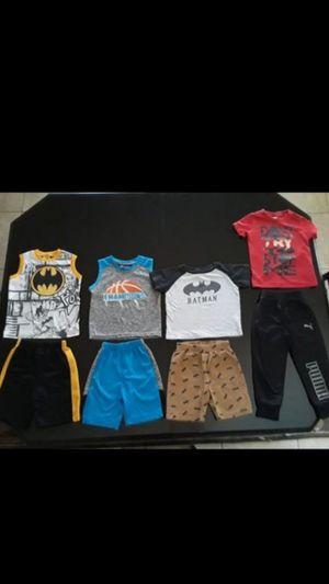 Size 4T boys clothing / boy clothes ( Nike , Puma , Hurley , Jordan ) for Sale in Phoenix, AZ