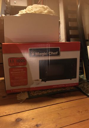 Brand new microwave for Sale in University Place, WA
