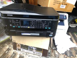 Epsom printer for Sale in Ocoee, FL