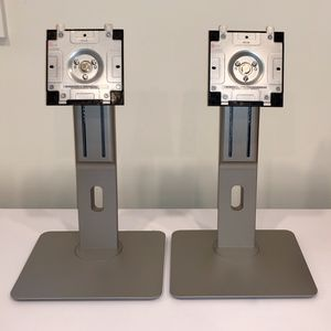 """Dell LCD Monitor Stands (2) 17""""-24"""" for Sale in Portland, OR"""