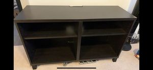 TV stand (brown mocha color) for Sale in McLean, VA