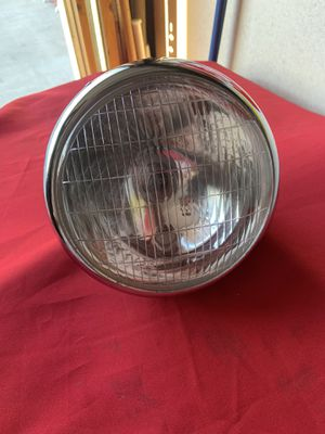 Vintage Motorcycle Head Light for Sale in Chula Vista, CA