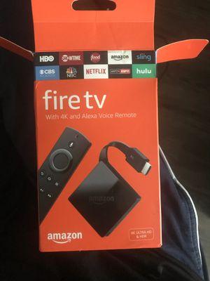 Amazon fire tv for Sale in Hayward, CA