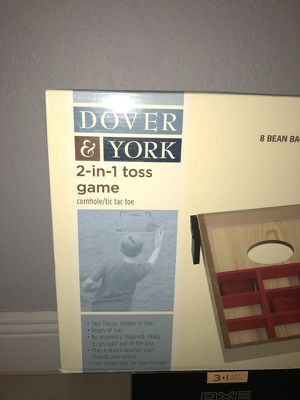 2 in 1 Toss Game for Sale in Hialeah, FL