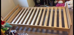 Twin bed frame for Sale in Tacoma, WA
