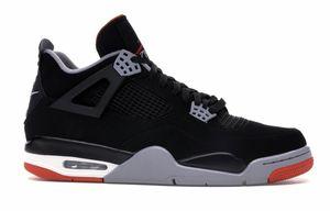 """Nike Air """"Bred"""" 4 Retro Jordans Sz 12 Brand New In Box for Sale in Willingboro, NJ"""