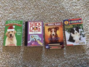 Dogs Reading books grade 2-4 for Sale in Irving, TX