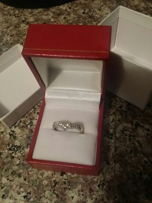 14KT 3/8ctw Diamond Wedding/Anniversary Band in White Gold! for Sale in PT CHARLOTTE, FL
