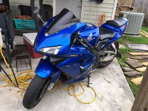 2004 cbr 600rr for Sale in Houston, TX