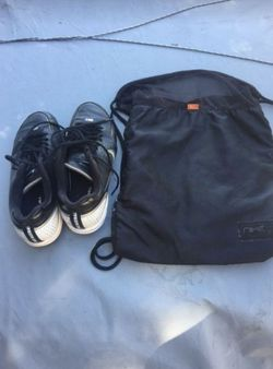Nike Baseball Cleats w/ Carrying Shoes Storage Bag for Sale in Mather,  CA