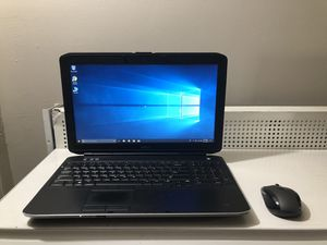 DELL laptop i7 processor SSD drive 15.6 inch for Sale in Medford, MA