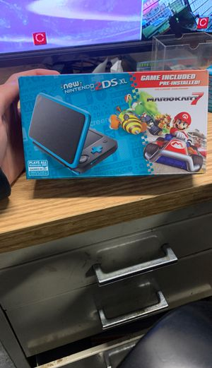New Nintendo 2DS XL Brand New with Mario Kart for Sale in Dearborn, MI