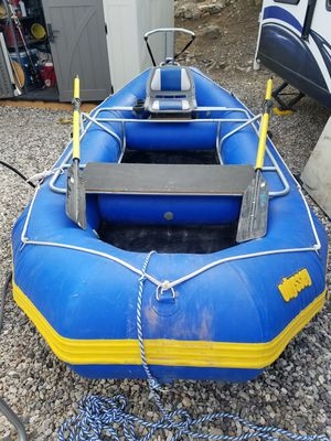 White Water Raft 6 man for Sale in Billings, MT