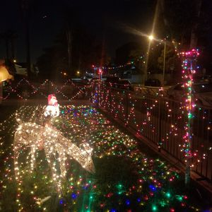 Christmas lights installation for Sale in Riverside, CA