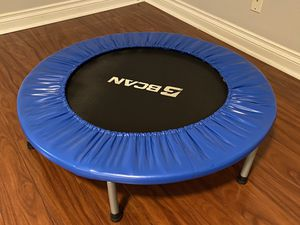 38 Rebounder foldable trampoline for Sale in Chino Hills, CA