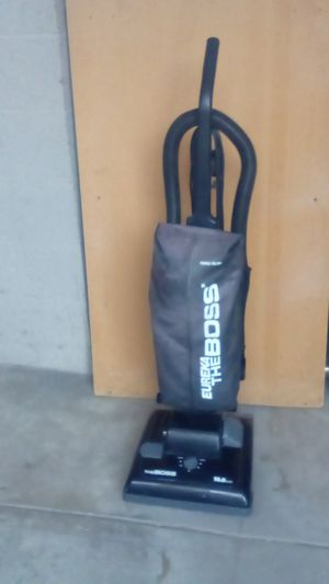 Eureka Vacuum The Boss - 10amp With Triple Filter - Needs Work Or For Parts for Sale in Fullerton, CA