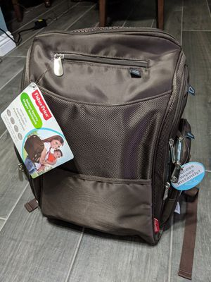 Brand New Fisher Price Diaper Bag Backpack for Sale in Orange, CA