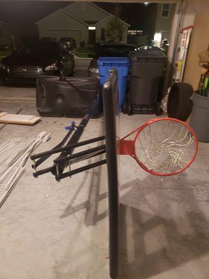 Basketball hoop for Sale in Lutz, FL