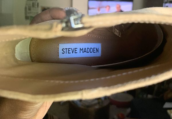 Steve Madden Ladee Booties (Never Worn) 9M