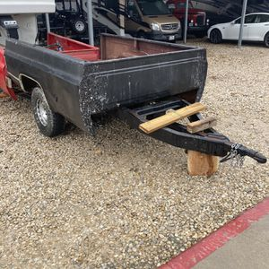 Truck Bed Trailer for Sale in Fort Worth, TX