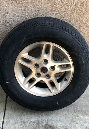 Jeep Cherokee - Spare Wheel for Sale in Tracy, CA